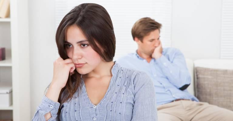 Eigen woning en echtscheiding